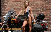 IFBB Bikini Pro Kim Gutierrez Photo Shoot