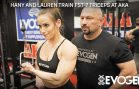 Lauren Findley – Triceps Workout