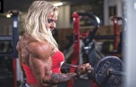IFBB Bikini Pro India Paulino Shoulder Workout