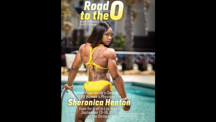 Sheronica Henton – Back Day
