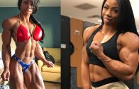 Tracy Williams – IFBB Pro Female Bodybuilder