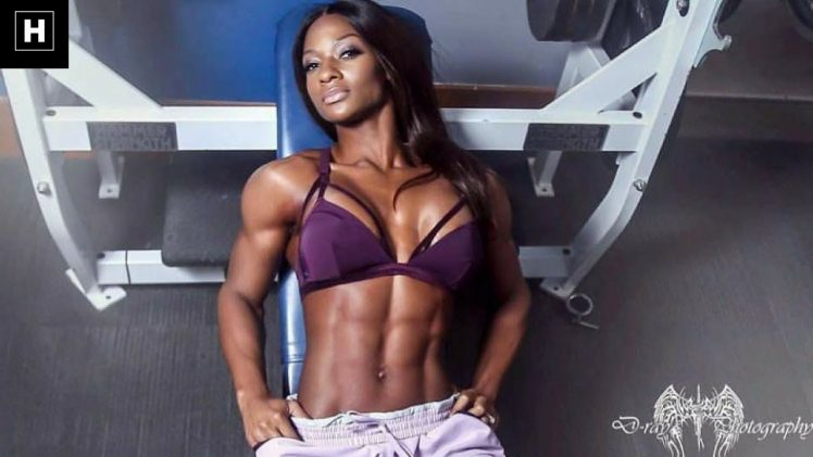 Candice Lewis Carter – Full Body Workout