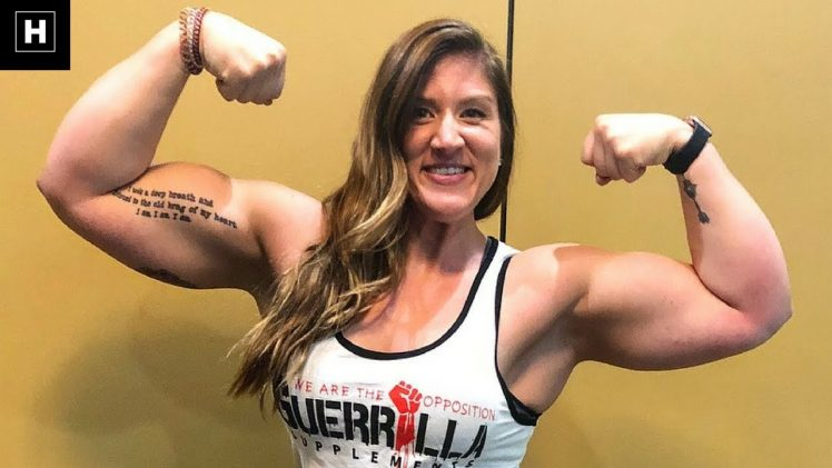 Courtney Mitten – Massive Arms Workout