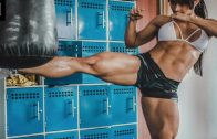 Jessica Olaya Betancur – Intense Full Lower Body Workout