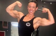 Jodi Boam – Shredded Female Bodybuilder