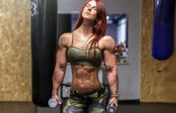 Julia Masina – Amazing Muscular Girl