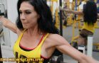 Ashley Kaltwasser – 3-Time Bikini Olympia Champion Shoulder Workout