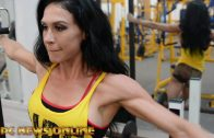 IFBB Figure Pro Bojana Vasiljevic Workout