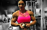 Nicole Howarth – Female Bodybuilder Workout