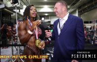 Cydney Gillon – Ms. Olympia 2018 Women's Figure Champion