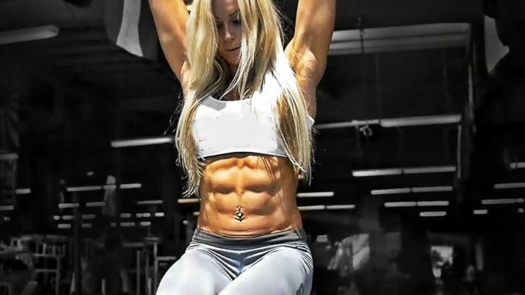 Girls With Great Abs