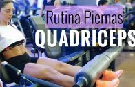 Sandra Grajales – Quads Workout