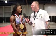Marjorie Beck – IFBB 1st Phorm St. Louis Pro 2018 Women's Physique Winner