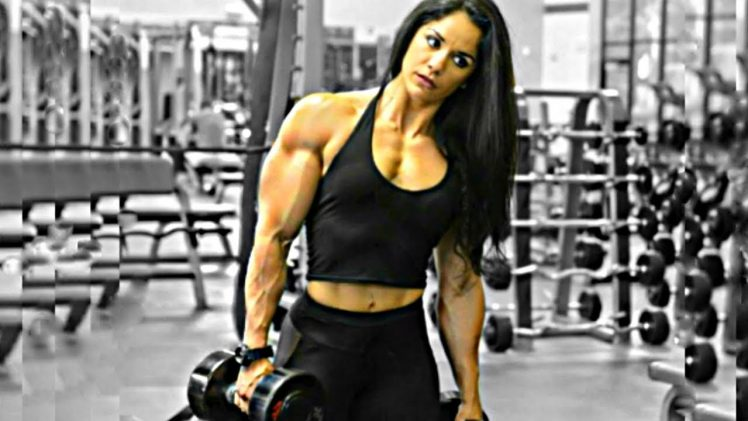 Victoria Puentes – Total Body Workout
