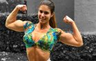 Daniela Guerrero – Abs & Biceps Workout