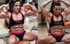 Guluzar Tufenk – Strong Female Bodybuilder