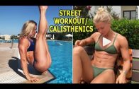 Malin Malle Jansson – Street Workout