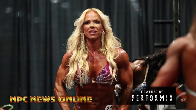 Ms. Olympia 2018 – Women's Physique Backstage