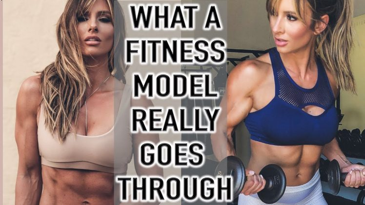 Paige Hathaway – Upper Body Workout + Photo-Shoot