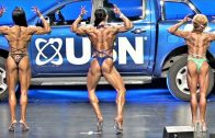 Donna Salib – IFBB North American 2017 Female Bodybuilding Overall Winner