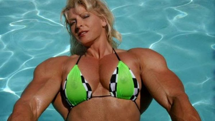 Top Famous Female Bodybuilders