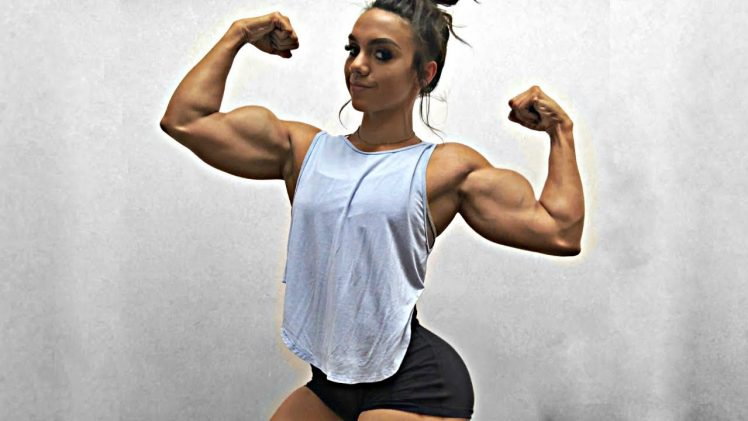 Nadia Amy – Extreme Biceps Workout