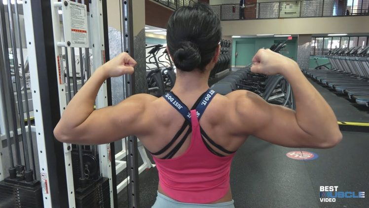 Tina Nguyen Workout