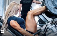 Stephanie Sanzo – Hypertrophy Leg Workout