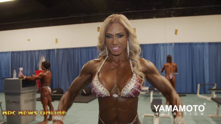 Arnold Classic 2019 – Women's Physique Backstage