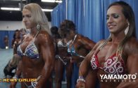 NPC Amateur Arnold USA 2019 – Women's Backstage