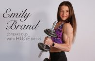 Emily Brand – Girl With Huge Biceps