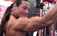 Stephanie Sanzo – Strong Back & Toned Shoulders Workout