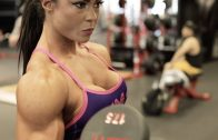 IFBB Bikini Pro Ashley Nicastro Back Workout