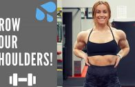 Stephanie Sanzo – Lower Body Strength Workout