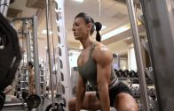 Leg Training Tips With Carly Starling