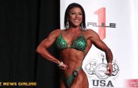 IFBB New York Pro 2019 – Women's Figure Backstage