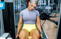Stephanie Sanzo – High Volume Lower Body Workout