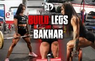 Build Legs Like Bakhar Nabieva