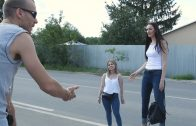 Ekaterina Lisina – Tall Girl With Small Friends