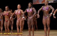 IFBB Prestige Crystal Cup 2019 – Women's Physique 1st Callout Prejudging