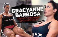 Gracyanne Barbosa – Quadriceps Workout