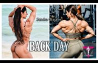 Sandra Grajales Romero – Back Workout
