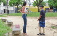 "Rentsenkhorloo Bud (204 cm / 6'8"") – Tall Girl With Very Long Legs"