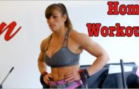 Stephanie Sanzo – Spartan Workout
