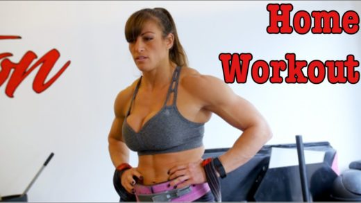 kristen graham garage gym strong