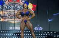 Monia Gioiosa – Romania Muscle Fest 2019 Pro Winner