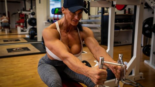 cindy landolt back and deadlift