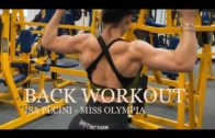 Elisa Pecini – Miss Bikini Olympia Back Workout