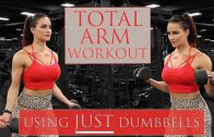 IFBB Pro Kessia Mirellys – Full Shoulder Workout