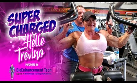 helle trevino supercharged back